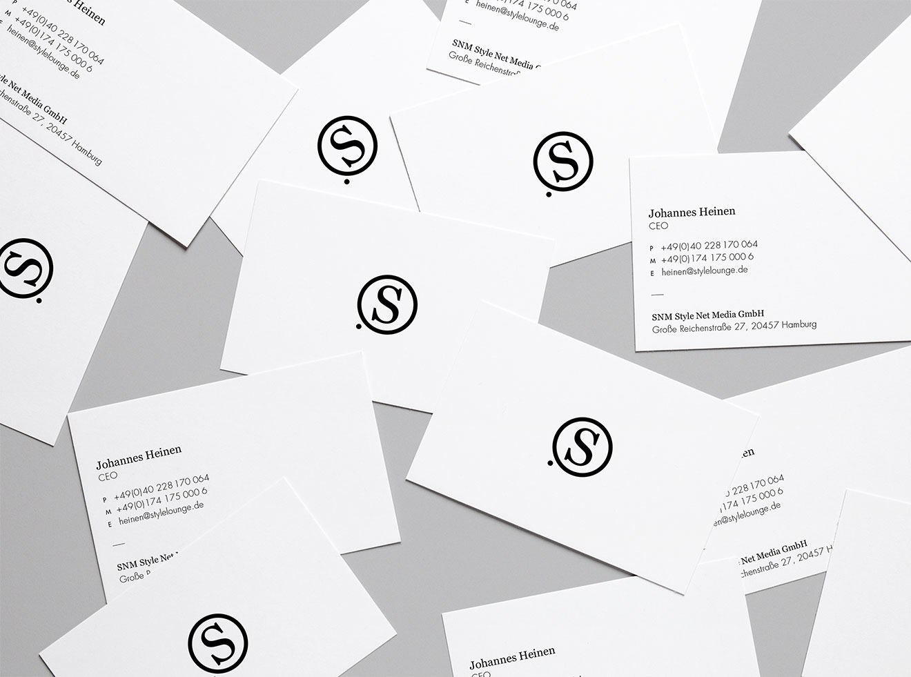 Stylelounge Corporate Identity